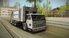 GTA 5 Jobuilt Trashmaster 2 para GTA San Andreas