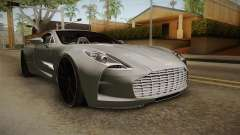 Aston Martin One-77 v2 para GTA San Andreas
