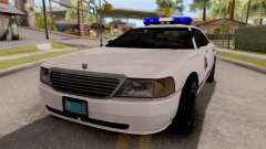 Dundreary Admiral Hometown PD 2009 para GTA San Andreas
