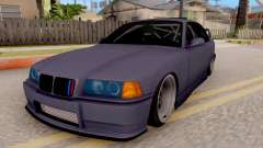 BMW M3 E36 Stanced para GTA San Andreas
