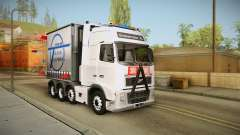 Volvo FH16 660 8x4 Convoy Heavy Weight
