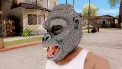 A Máscara De Gorila