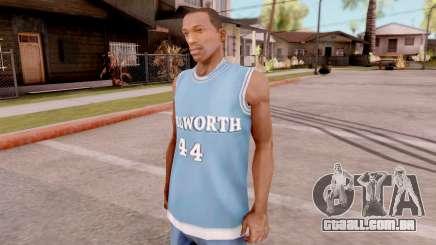 """Mike """"Bullworth 44"""" para GTA San Andreas"""