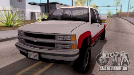 Chevrolet K3500 Silverado Crew Cab 1994 para GTA San Andreas
