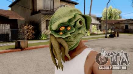 A Máscara De Cthulhu para GTA San Andreas