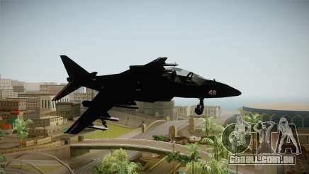 Black Hydra para GTA San Andreas
