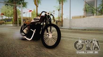Harley-Davidson V Twin Racer 1916 para GTA San Andreas