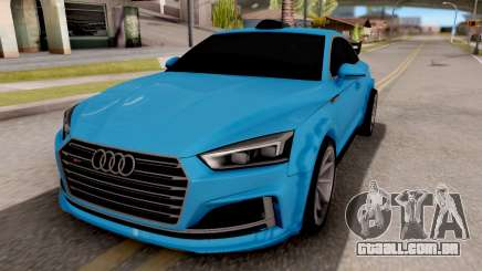 Audi S5 2017 Tuning para GTA San Andreas