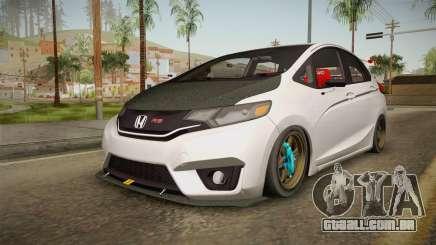 Honda Jazz GK FIT RS v2 para GTA San Andreas