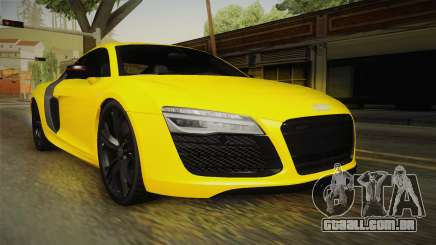 Audi R8 V10 Plus Coupe para GTA San Andreas