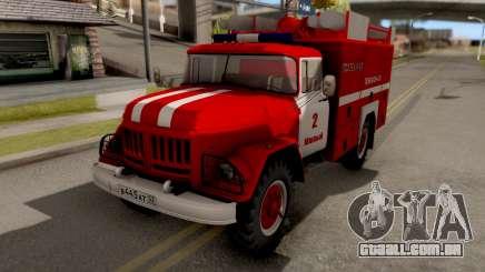 ZIL-130 AMUR Fogo para GTA San Andreas