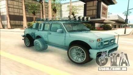 Lada Niva 6x6 para GTA San Andreas