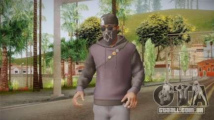 Watch Dogs 2 - Marcus v2.1 para GTA San Andreas