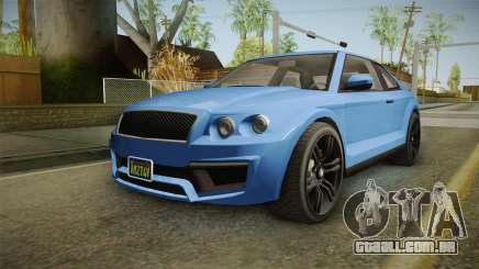 GTA 5 a une Huntley Coupè para GTA San Andreas