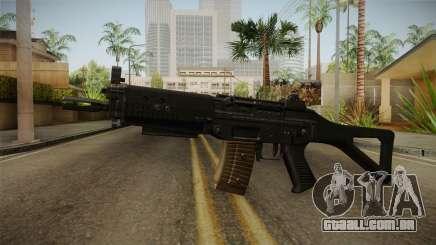 SIG-552 Assault Rifle para GTA San Andreas