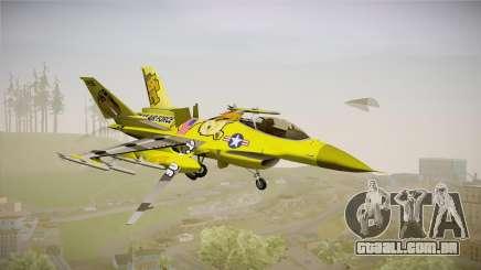 FNAF Air Force Hydra Golden Freddy para GTA San Andreas