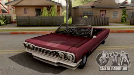 Savanna Tiger Interior para GTA San Andreas