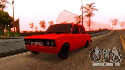 VAZ 2106 Shaherizada 2.0 GVR para GTA San Andreas