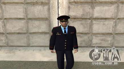 Coronel MINHA para GTA San Andreas