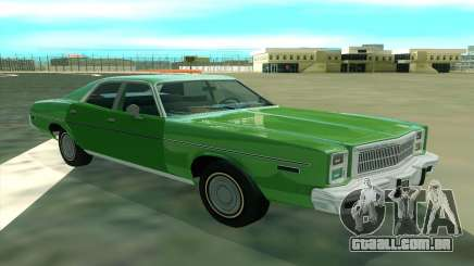 Plymouth Fury Salon 1978 para GTA San Andreas
