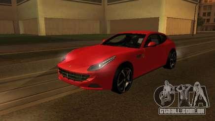Ferrari FF 2012 Armenian para GTA San Andreas