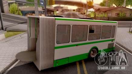Trailer para LiAZ-6212 para GTA San Andreas