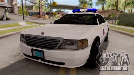 Dundreary Admiral Hometown PD 2009 para GTA San Andreas