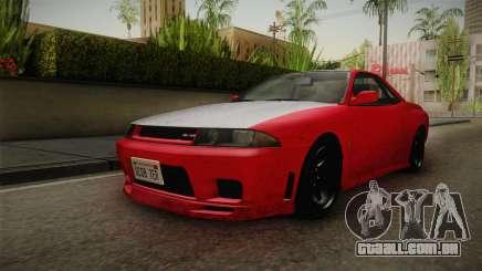 GTA 5 Annis Elegy Retro para GTA San Andreas