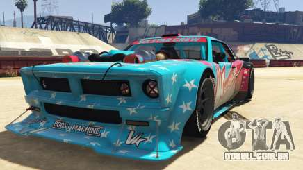 Declasse Drift Tampa V2 para GTA 5