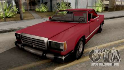 Feltzer with Roof para GTA San Andreas