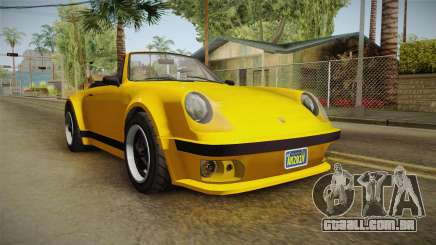 GTA 5 Pfister Comet Retro Cabrio para GTA San Andreas