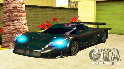 Maserati MC-12 GT1 Sports para GTA San Andreas