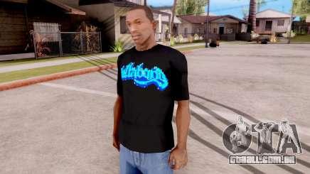 Billabong T-shirt v2 para GTA San Andreas