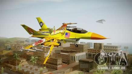FNAF Air Force Hydra Chica para GTA San Andreas