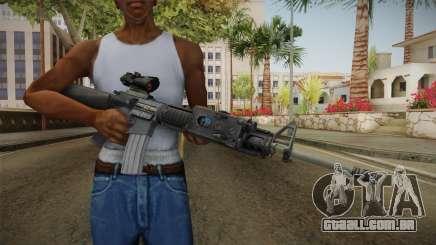 M16A4 ACOG para GTA San Andreas