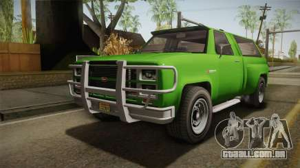 GTA 5 Vapid Bobcat S para GTA San Andreas