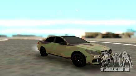 Brabus S63 para GTA San Andreas