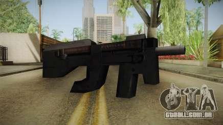 Driver: PL - Weapon 4 para GTA San Andreas