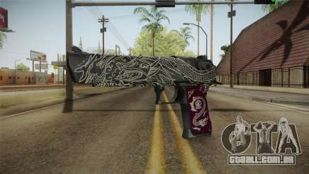 CS:GO - Desert Eagle Kumicho Dragon para GTA San Andreas