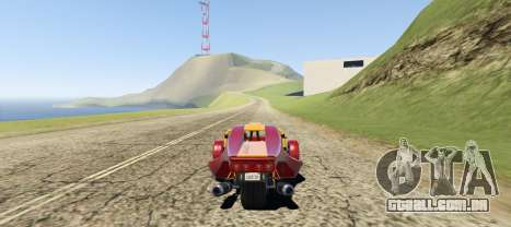GTA 5 San Fierro DLC BETA 1.1 quarto screenshot