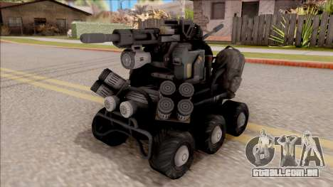 Mobile Turret From Titan Fall v1 para GTA San Andreas