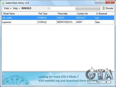 GTA 5 AddonPeds 3.0 quinta imagem de tela