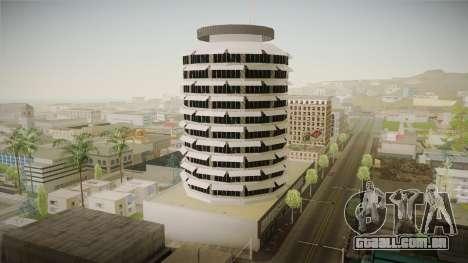 LS_Capitol Registros Construção v2 para GTA San Andreas segunda tela