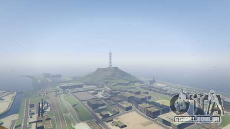 GTA 5 San Fierro DLC BETA 1.1 segundo screenshot