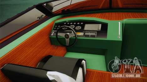 GTA 5 Speeder para GTA San Andreas