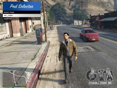 GTA 5 AddonPeds 3.0 quarto screenshot