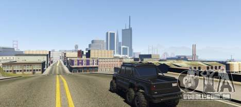 GTA 5 San Fierro DLC BETA 1.1 terceiro screenshot