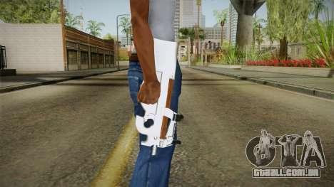 Chrome P90 para GTA San Andreas terceira tela
