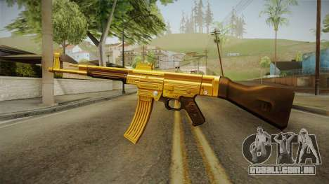 STG-44 v1 para GTA San Andreas segunda tela