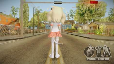 Kemono Friends Lion v2 para GTA San Andreas